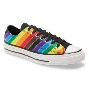 PRIDE Converse Chuck 70 All-Star Sneakers …